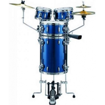 Peace DP-MHTK-4 Manhattan Stand Up Drum Set