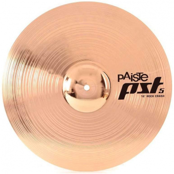 "Paiste 16"" Rock Crash PST5"