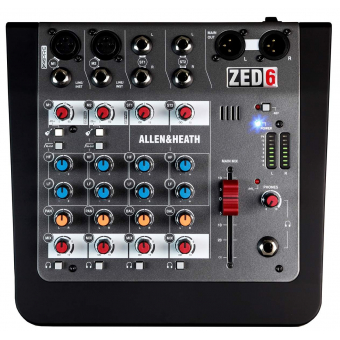 Allen&heath ZED6
