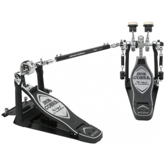 TAMA HP900PWN IRON COBRA DRUM PEDAL W/CASE