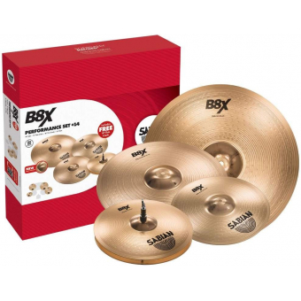 Sabian B8X Performance Set (Promotional)