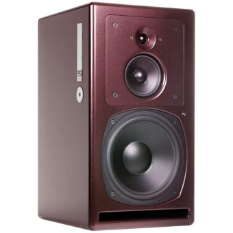 PSI AUDIO A25-Master Red