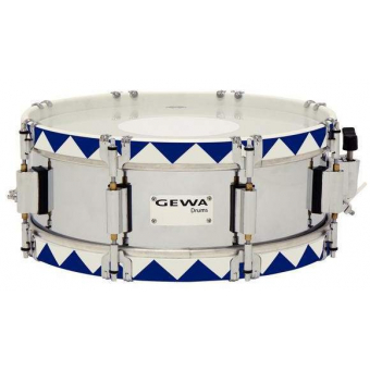 Gewa Steel Chrome HW BH 14x5,5""