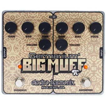 ELECTRO-HARMONIX Germanium 4 Big Muff Pi