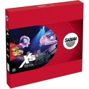 SABIAN XS20 First Pack