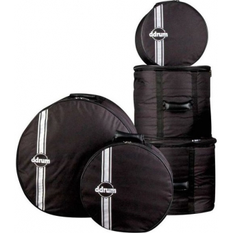 DDRUM DD BAG POCKET BLK