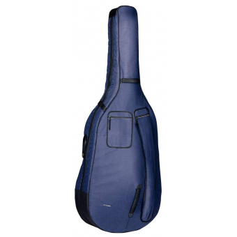 GEWA Prestige Double bass gig-bag 4/4 Blue