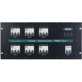 IMLIGHT PWD-6-5 Power Distribution