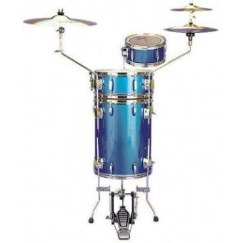 Peace DP-MHTK Manhattan Stand Up Drum Set