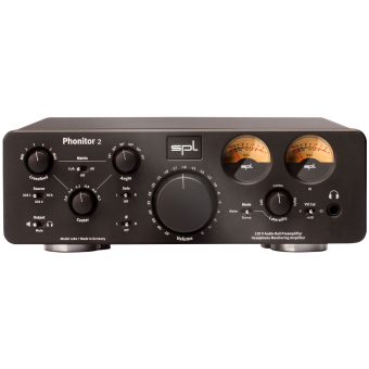 SPL 1280 Phonitor 2 Black