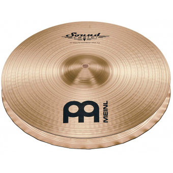 "Meinl S14MSW 14"" Soundcaster Medium Soundwave Hihat"