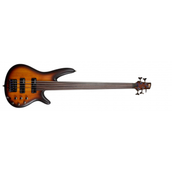 IBANEZ SRF705-BBF BROWN BURST