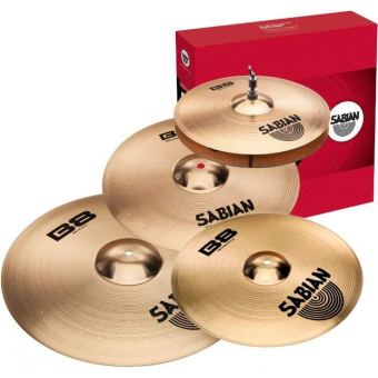 SABIAN B8 Performance Set +14