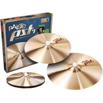 Paiste (Heavy)/Rock Set PST7