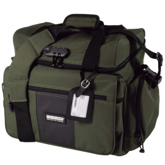 Reloop Record Bag Superior olive