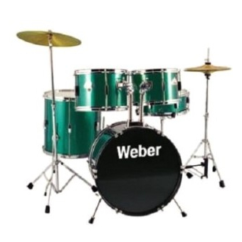 Weber Performance Green Fade