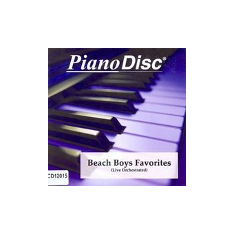 PianoDisc PianoCD