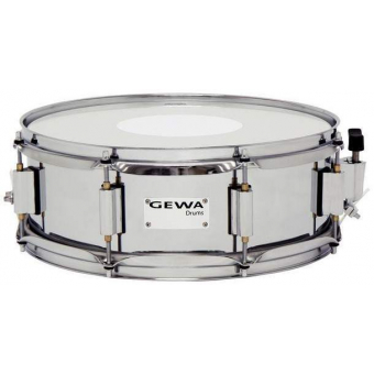 Gewa Steel Chrome HW SH 14x5,5""