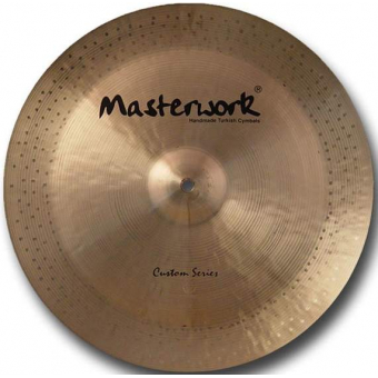 "Masterwork C12MCH 12"" Medium China"