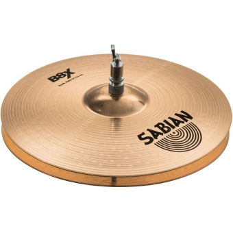 "Sabian 14""Rock Hats B8X"