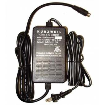 Kurzweil Power Adaptor for SP2, SP2X, SP3