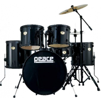 Peace DP-22DGD-5BB Black