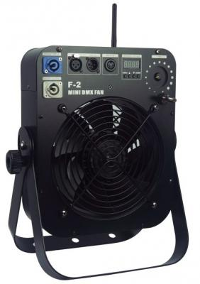 DJ POWER F-2 Mimi DMX Fan