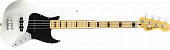 FENDER SQUIER VINTAGE MODIFIED JAZZ BASS '70 white